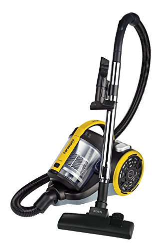 Polti Forzaspira C115 - Aspirador ciclónico sin bolsa, 1400 W