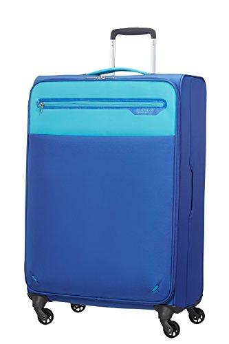 american-tourister-lightway-spinner-equipaje-de-cabina-azul-azul-claro-l-74cm-92l