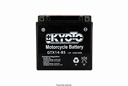 BATTERIA KYOTO BUELL S1 1200 LIGHTING 1997-1999 (YTX14-BS)