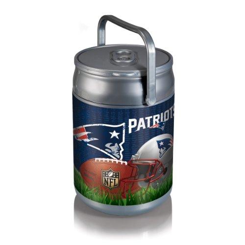 Picnic Time NFL Isolierte Dosenkühler, Unisex, 690-00-000-194-2, New England Patriots, Einheitsgröße