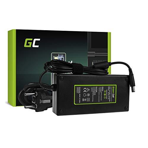 Green Cell Netzteil für Dell Alienware 14 M14 M14x R1 R2 R3 R4 Inspiron 3451 5455 5558 5758 7348 Latitude E5250 E5450 E5550 Vostro 3458 Laptop Ladegerät inkl. Stromkabel (19.5V 7.7A 150W)