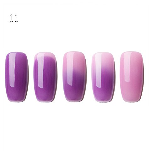 be ändernde Gel Nail Magic Polnische Nail Art Nagel Gel Polnisch UV LED Polnisch (K) (Halloween Schädel Zu Ziehen)