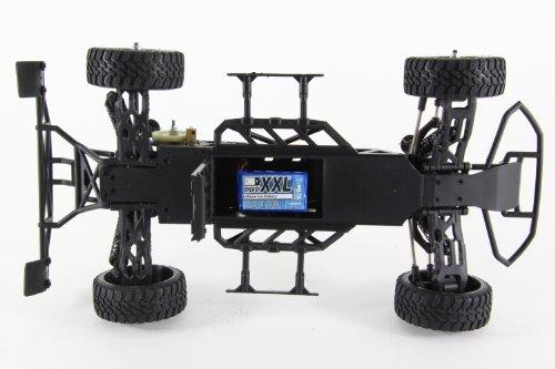 XciteRC 30407000 RC Auto Shortcourse one12 - 2WD Ready To Race Modellauto, grüne Karosserie 1:12 mit 2.4 GHz Fernsteuerung - 13