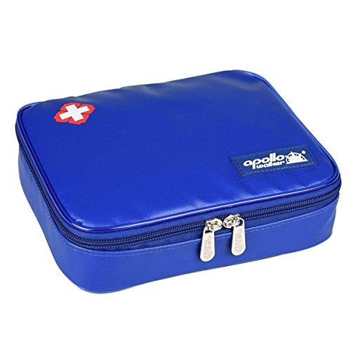 Onegenug [nuova versione] impermeabile borsa termica medicinali caso di diabete per diabete siringhe, l'insulina e farmaci