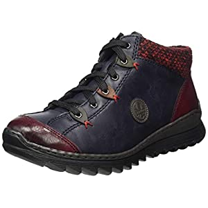 Rieker Damen M62a4 Hohe Sneaker