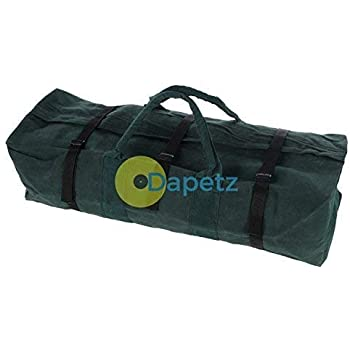 760mm (l) Large Canvas Tool Bag - Tool Box Storage Container Carrier ... b5a96699a1449