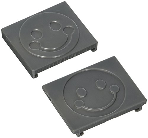 We R Memory Keepers crop-a-dile III Main Squeeze embossing Plates: Smile Face