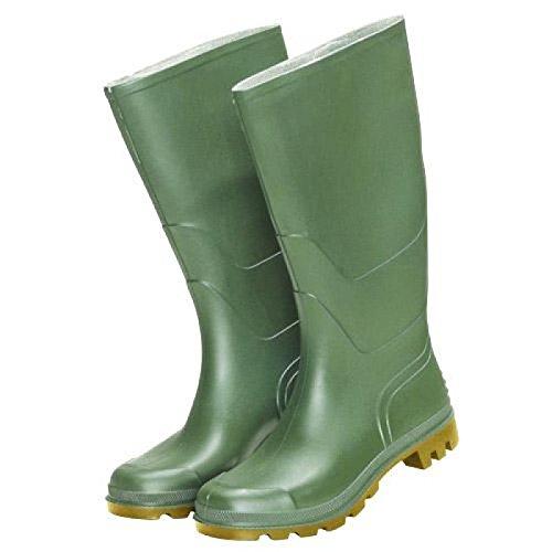 Wolfpack 15010132 - Botas de goma altas, talla 45, color verde