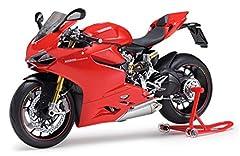 Idea Regalo - Tamiya 300014129 - 1:12 Ducati 1199 Panigale S