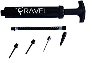 Ravel TWP 734 Çok Amaçlı Pompa Unisex, Siyah, Tek Beden