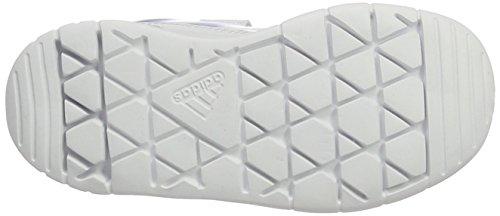 adidas Unisex Baby Altasport Cf Sneakers Mehrfarbig (Ftwr White/blue/ftwr White)