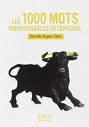 Petit livre de - Les 1 000 mots indispensables espagnol