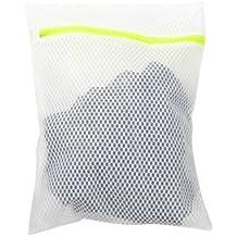 NOVAGO 1 Filet à linge sac de lavage en maillage double couche très résistant et protecteur spécialement conçu pour vos linges sensibles ou de qualité (L 50x60 cm)