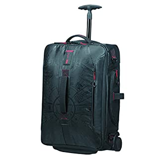 Disney by Samsonite Paradiver Light – Star Wars Maletín con ruedas 55/20, 55 cm, 48.5 L, 3.1 KG Multicolour (Millennium Falcon)