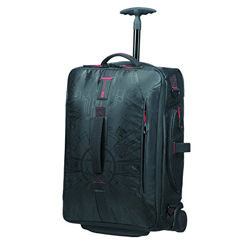 Disney by Samsonite Paradiver Light - Star Wars Reisetasche mit Rollen 55/20, 55 cm, 48.5 L, 3.1 KG Multicolour (Millennium Falcon)