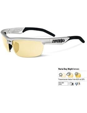 RH + Radius Varia See Safe, Gafas de Sol Unisex Adulto, Unisex Adulto, Radius Varia See Safe, Matt Alluminium/...