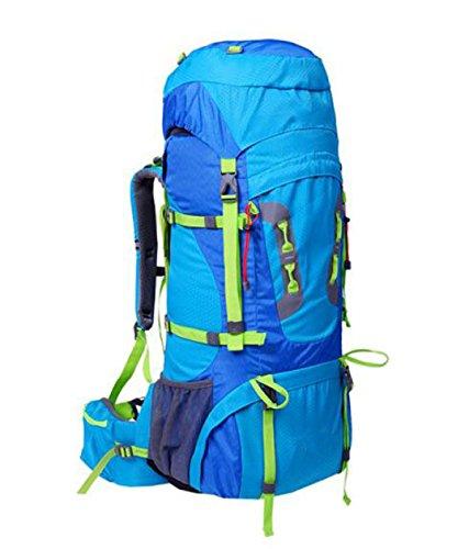 L'alpinismo Il Movimento In Sella Zaino Sacchetto Impermeabile Grande Capacità Green