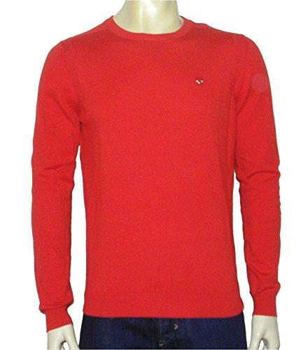 Diesel -  maglione  - uomo rot medium