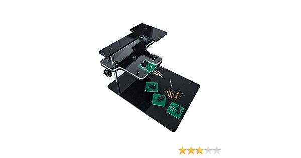 Htshop Professionelle Werkzeuge Bdm Rahmen Mit Adapter Ecu Programmierhalterung Bdm100 Prüfstand Garten