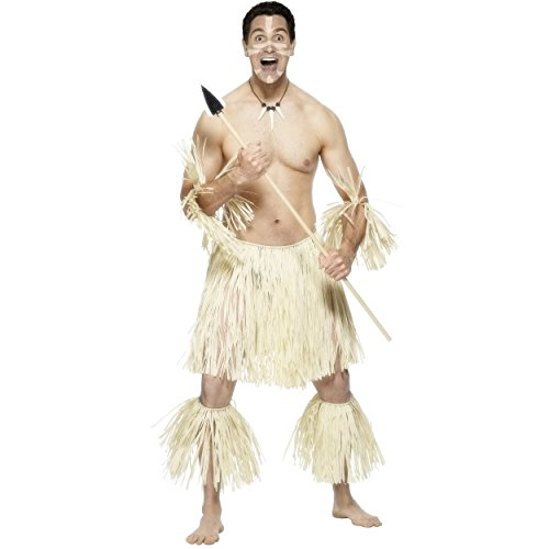 Zulu Krieger Kostüm (Zulu Krieger Kostüm)