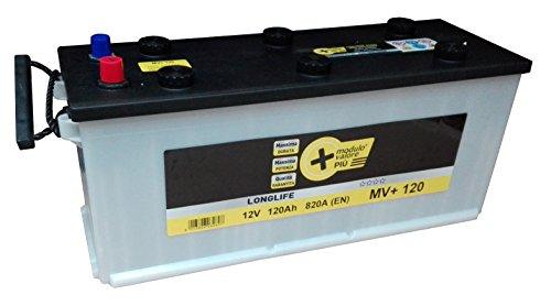 Start Batteria Autocarro 120AH 900A 12V
