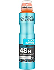 L'Oreal Men Expert Cool Power 48H Anti-Perspirant Deodorant 250ml