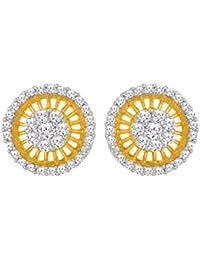 e90feee3b Voylla Diwali Collection Stud Earrings For Women (Golden) (8907617408699)
