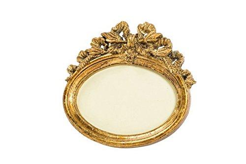 Fotos Resina barroco oro ovalada Natura