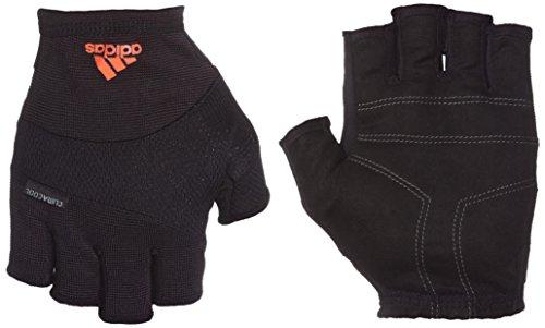 adidas Herren Handschuhe Essentials, Black/Solar Red, L, M65182