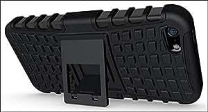 clueshop Smarker Defender With Kick Stand Back Cover Case for Vivo V11 Pro