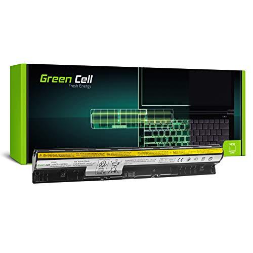 Green Cell® Standard Serie Batería para Lenovo G50 G50-30 G50-45 G50-70 G50-70M G50-80 | G70 G70-70 G70-80 Ordenador (4 Celdas 2200mAh 14.4V Negro)