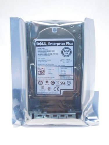 DELL 900GB 10K 2.5 SAS 6G 64MB HDD ENTERPRISE PLUS EQUALLOGIC KIT FOR PS6100X PS6210X PS4110X