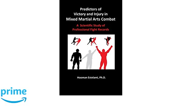 A Scientific Study of Professional Fight Records Predictors of Victory and Injury in Mixed Martial Arts Combat