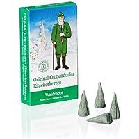 Crottendorfer Räucherkerzen 1005 Original Waldmoos 24 Stück, Größe M preisvergleich bei billige-tabletten.eu