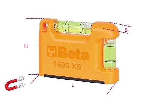 Beta 1695x s Wasserwaage Pocket Magnetic
