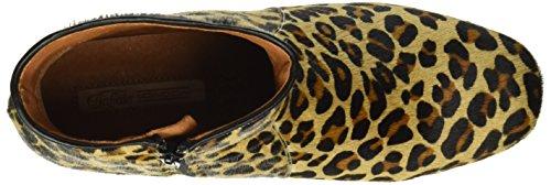 Buffalo London - Es 30748 Poney, Stivali bassi con imbottitura leggera Donna Multicolore (Mehrfarbig (Multi 01))