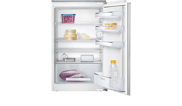 Siemens Kühlschrank Mit Gefrierfach Einbau : Siemens ki18rv61 einbaukuehlschrank a plus plus kuehlteil 151 l 88cm