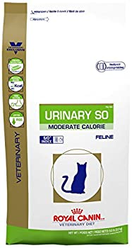 Royal Canin Urinary S/O Moderate Calorie UMC 34 Nourriture pour Chat 3,5 kg
