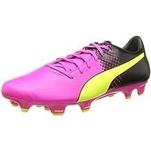 Amazon.es  Botas Futbol Puma - Rosa b023d7555026f