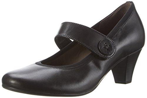 Gabor Damen Fashion Pumps Schwarz (schwarz 27)