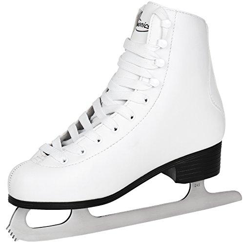Physionics Damenschlittschuhe Eiskunstlaufschlittschuhe Schlittschuhe für Damen in der Größe nach Ihrer Wahl (42) -