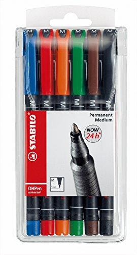 stabilo-ohpen-universal-penna-permanente-tratto-medio-colori-assortiti-atuccio-da-6