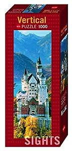 Heye 29735 - Puzzle Vertical, Verticales de Neuschwanstein 1.000 Piezas, la colección de interés, Multicolor