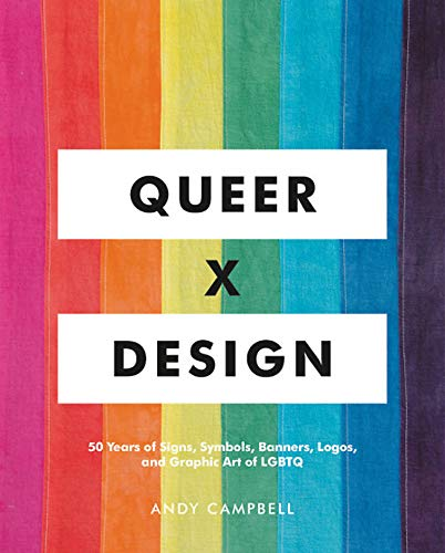 - Logo-symbol (Queer  X Design: 50 Years of Signs, Symbols, Banners, Logos, and Graphic Art of LGBTQ)