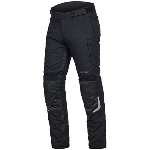 Nerve 22160104_04 Urban Steel Pantalones, Color Negro, Talla L