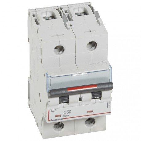 LEGRAND MAGNET /DIF INDUSTRIA 410013 - MAGNET DX3 36KA C 2P 50A