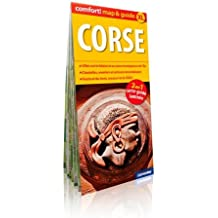 CORSE (MAP&GUIDE XL) CARTE LAMINEE