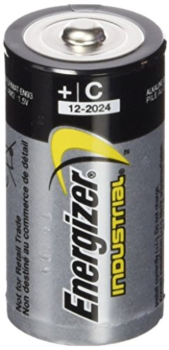 Energizer 636107 Industrial/Disposable Battery (Pack of 12)