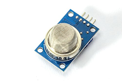 Luftqualität-Sensor Giftgas-Sensor Modul MQ-135 Arduino Raspberry Pi + Beispiel