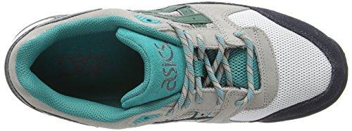 Asics GT-Quick, Scarpe sportive, Unisex-adulto Grigio Chiaro/ Verde 1378